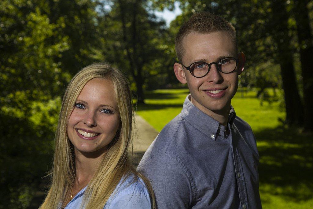 Rikke og Rasmus